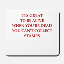 stamp Mousepad