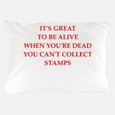 stamp Pillow Case