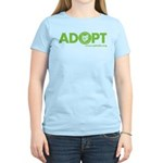 Adopt Women's T-Shirt (light)