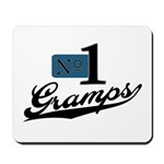 Number One Gramps Mousepad