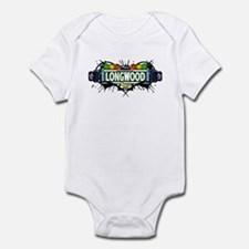 Longwood (White) Infant Bodysuit