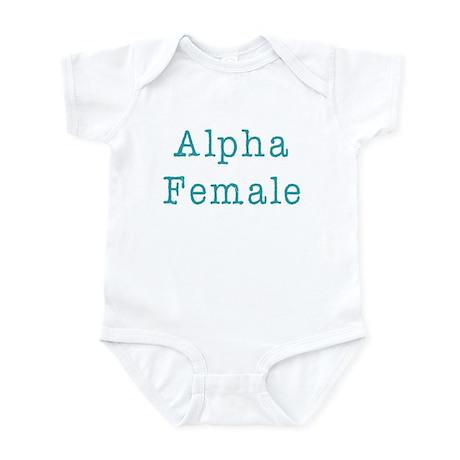 Alpha Female Infant Bodysuit