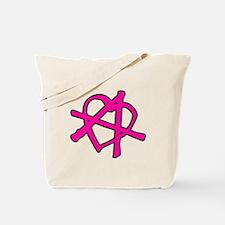 Unique Punk rock baby Tote Bag
