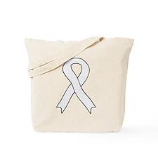 Pearl Ribbon Tote Bag