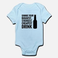 Cheapest Drink Body Suit
