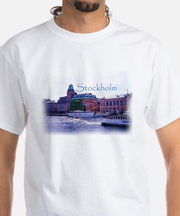 Ferry to Djurgarden T-Shirt