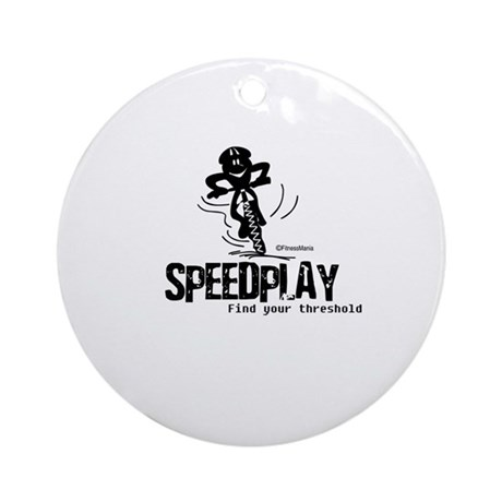 SPEEDPLAY Ornament (Round)