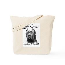 Cane Corso Head Tote Bag