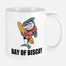 Bay of Biscay Mugs