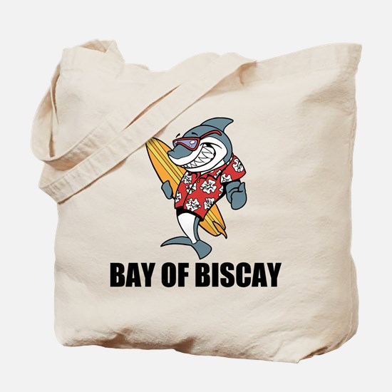 Bay of Biscay Tote Bag