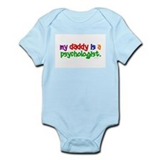 My Daddy Is A Psychologist (PRIMARY) Infant Bodysu