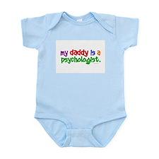 My Daddy Is A Psychologist (PRIMARY) Infant Bodysu