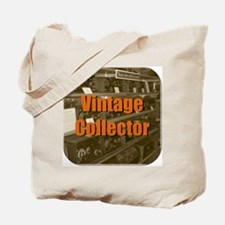 Vintage Collector Tote Bag