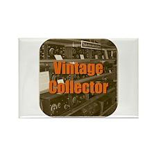 Vintage Collector Rectangle Magnet