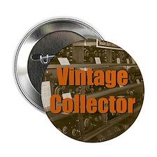 Vintage Collector Button