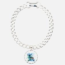 Watercolor Dolphin Bracelet