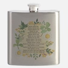 St. Patrick's Breastplate Flask