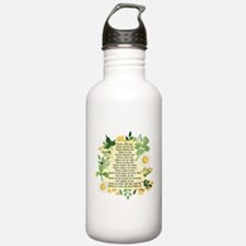 St. Patrick's Breastpl Water Bottle