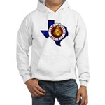Texas Gourd Society Logo - Hooded Sweatshirt