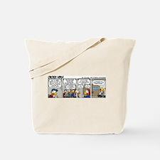 0981 - Unburdening Tote Bag