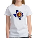 Texas Gourd Society Logo - Women's T-Shirt