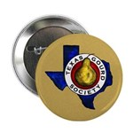 Texas Gourd Society Logo - Button