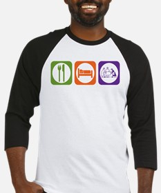 Unique Eat Baseball Jersey