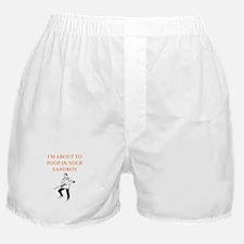 trapshooting Boxer Shorts