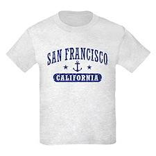 San Francisco California T-Shirt