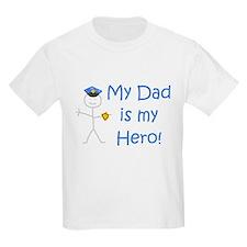 Funny Cop kids T-Shirt