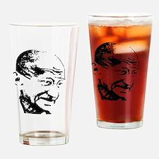 Unique Gandhi Drinking Glass