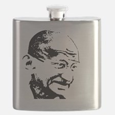 Cute Mahatma gandhi Flask