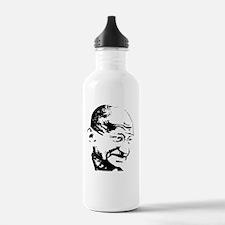 Cute Gandhi Water Bottle