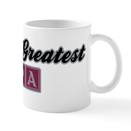 World's Greatest Opa (2) Mug