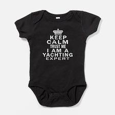 Yachting Expert Designs Baby Bodysuit