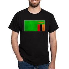 Zambia Zambian Flag T-Shirt