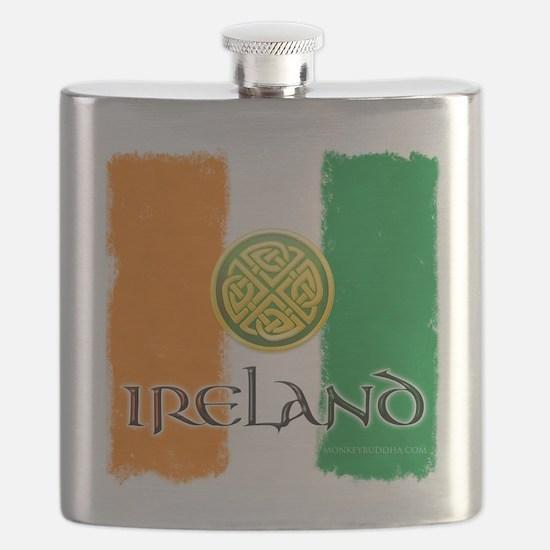 Irish Celtic Flag.png Flask