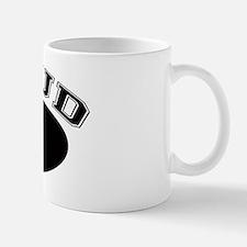 Proud Opa (black) Mug