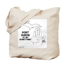 Port Huron Tote Bag