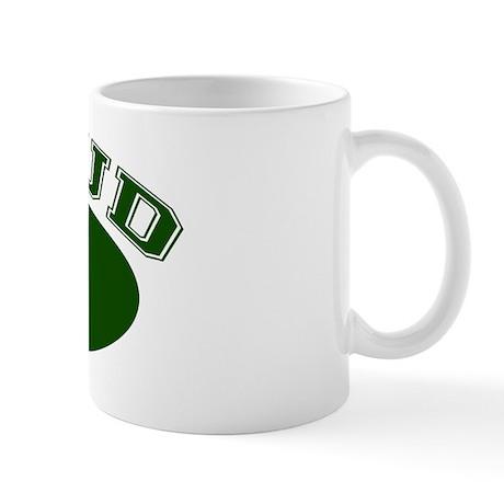 Proud Opa (green) Mug