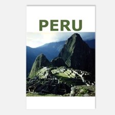 PERU Postcards (Package of 8)