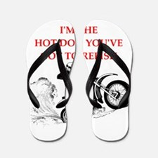 motocross Flip Flops