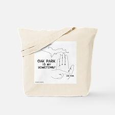 Oak Park Tote Bag