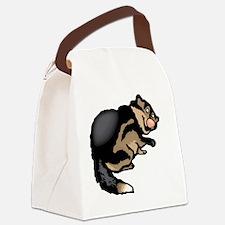 Unique Wolverine Canvas Lunch Bag
