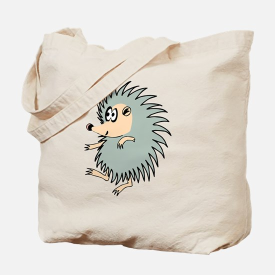 Unique Porcupine Tote Bag
