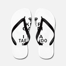 Taekwondo Expert Designs Flip Flops