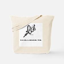 CHALLENGE ME Tote Bag