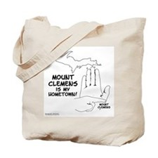 Mount Clemens Tote Bag
