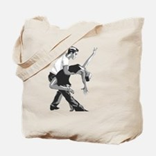 Funny Salsa dancing Tote Bag