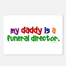 My Daddy Is A Funeral Director (PRIMARY) Postcards